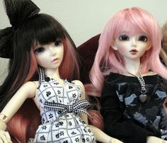 Fairyland Minifee Celine and Chloe