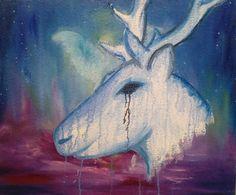 Birgitte Hougaard. Moose Art, Animals, Animales, Animaux, Animal, Animais