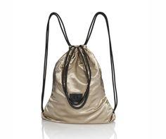 gold canvas handbag top handle handbags multi-way by JUDtlv
