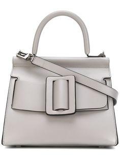BOYY Buckle Detail Shoulder Bag. #boyy #bags #shoulder bags #suede #