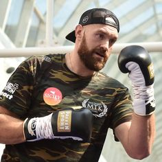Tyson Fury 19 KOs) has a very winnable fight on Saturday against an experienced pro in Francesco Pianeta 21 KOs), but all the sound coming from the Fury camp seems to be about the boxer he wants to take on after this upcoming bout. Ufc Boxing, Boxing Live, Boxing Fight, Boxing News, Watch Nfl Live, Champions League Live, Ufc Live, Aesthetic Shirts, Tyson Fury