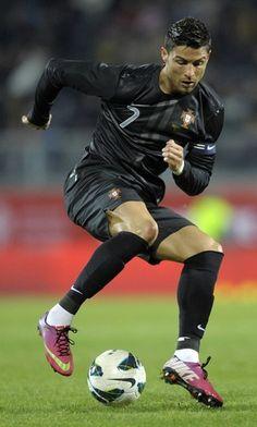 Cristiano Ronaldo!!!!