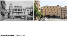 Fotos del Madrid de tus abuelos y el tuyo