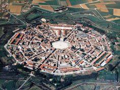 Palmanova, la ciudad estrella