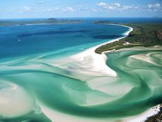 Whitehaven Beach, Whitsunday Islands in Australia : One of my favorite places in the world. Whitehaven Beach, Whitsunday Islands in Australia