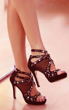 2014 Womens High Heel Shoes