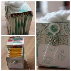 Teebeutelbox http://zauberhaftespapier.de/