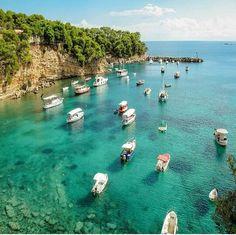 Alonnisos island-Greece