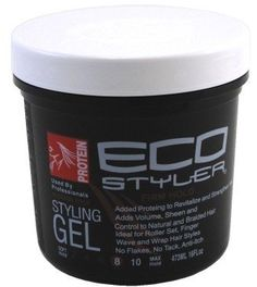 Eco Styler Styling Gel, Protein, 16 oz.