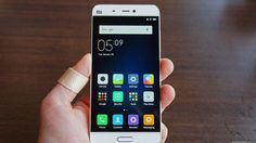 First look at Xiaomi's Mi 5 flagship