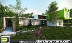 Dian Maulidi, render, 3d, architecture,  3darchitettura  www.3darchitettura.com/dianmaulidi/