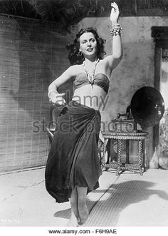 hedy lamarr white cargo - Google Search