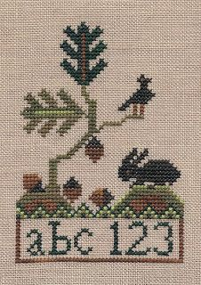 Garden Grumbles and Cross Stitch Fumbles: Continuing with the Rabbit Theme