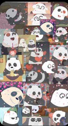 Cute Panda Wallpaper, Cartoon Wallpaper Iphone, Sad Wallpaper, Cute Patterns Wallpaper, Cute Disney Wallpaper, Kawaii Wallpaper, Cute Wallpaper Backgrounds, Screen Wallpaper, Wallpaper Quotes