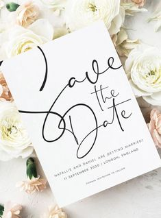Natalie Save the Date Cards – Blush Wedding Invitations Save the Date cards for modern weddings. # Weddings invitations Natalie Save the Date Cards – Blush Wedding Invitations Blush Wedding Invitations, Save The Date Invitations, Wedding Stationary, Invitation Cards, Invites, Invitation Suite, Invitation Templates, Save The Date Karten, Save The Date Cards