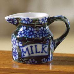 Pretty Milk Jug
