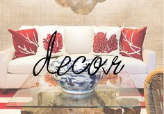Decor Board | Welcome!