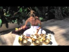 Tibetan Bowls Meditation with Swami Arun - A Sound Healing Meditation to relax your body and still your mind and rebalancing the chakras and the energy field with the ancient sound of the Singing Bowls