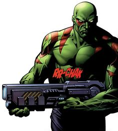 drax | Drax the Destroyer - Marvel Comics - Guardians of the Galaxy