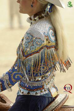 La Collezione di Anna **check out the detail on the fringe!!**