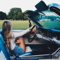 41. #Drive a Convertible with the Top down - 41 #Things Every Girl #Should do at…