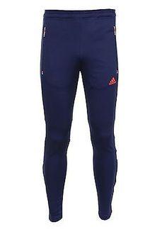 pick up 17aac 588f2 Adidas Men Xse Training Long Pants Navy Football Soccer Run Climacool  S17255 Adidas Herrar