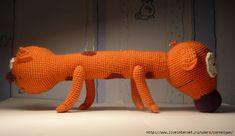 Kotopes DIY Diy Toys, Crochet Toys, Dinosaur Stuffed Animal, Knitting, Sewing, Amigurumi, Crocheted Toys, Dressmaking, Tricot