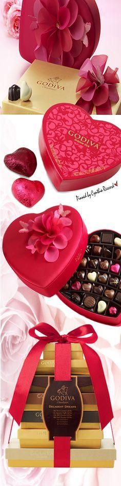 A Godiva Valentine | Cynthia Reccord