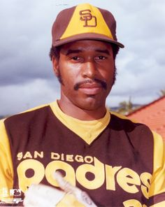 Dave Winfield  San Diego Padres 1973-1980