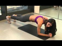 5 exercises to a flat stomach
