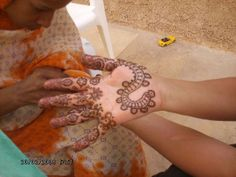 Mauritanian henna | Flickr - Photo Sharing!