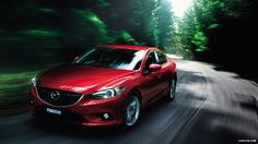 Images, Wallpapers of Mazda 6 in HD Quality: B.SCB WPBG Collection