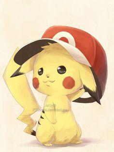 pokemon cute   cute, pekatchooo, pikachu, pokemon - inspiring picture on…