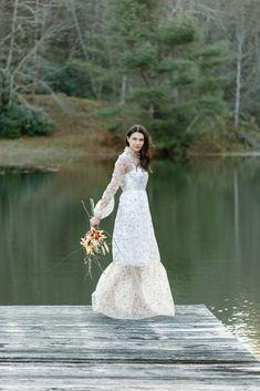 Vibrant Autumn Mountain Styled Shoot | Photography by Fall Wedding, Our Wedding, Mountain Style, Photography Website, Wedding Inspiration, Vibrant, Gowns, Autumn, Bride