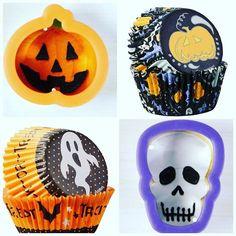 Baker du til #halloween? Hva skal du i så fall bake? Vi har masse kult i nettbutikken til Halloween Pumpkin Carving, Instagram, Food, Art, Art Background, Kunst, Meals, Yemek, Eten