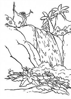 Drawing patterns for kids embroidery 56 ideas Forest Coloring Pages, Free Kids Coloring Pages, Coloring Books, Coloring Sheets, Easy Drawing Tutorial, Beautiful Tumblr, Skull Sketch, Realistic Sketch, Online Coloring