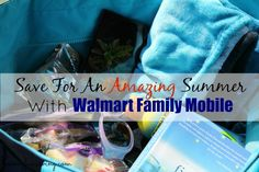 #ad Save For Your Amazing Summer With Help From Walmart Family Mobile. Summer is officially HERE in Florida. Save on your cell bill and have more fun!  #FamilyMobile #Save4Summer