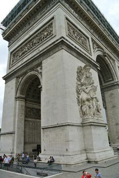 Arc du Triomphe #paris