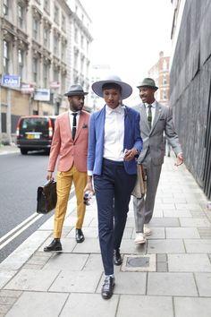 Black Fashion Stars: Afro Fashion