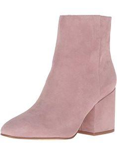 Sam Edelman Women's Taye Ankle Bootie, Pink Mauve, 6 M US ❤ Sam Edelman