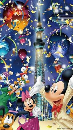 Happy Graduation Mister Wendenn from::: family of  Mickey Mouse and friends[Kids Incorporated]