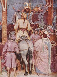 crucifixion 1379 Altichiero da Zevio