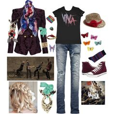 Coldplay Viva La Vida or Death And All His Friends by lilbailey on Polyvore