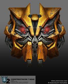 Mask Art by Josh Nizzi