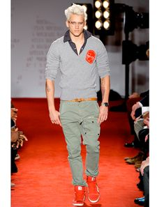 The GQ Spring 2012 Trend Report: Spring Fashion for Men: Wear It Now: GQ - via http://bit.ly/epinner