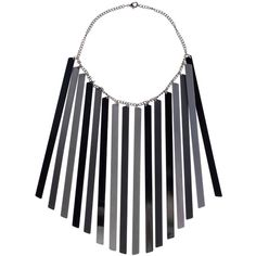 Accessories Stardust Necklace Black ❤ liked on Polyvore featuring jewelry, necklaces, accessories, collares, women, collar jewelry, collar necklace, mtwtfss weekday, metal jewelry and metal collar necklace