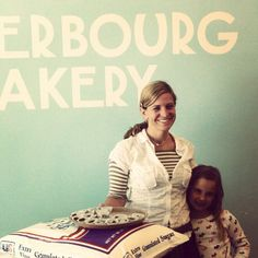 Cherbourg Bakery in Bexley - gluten- and nut-free, but HUGE on flavor! Try the double lemon bars!