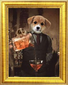 SketchGrowl is the place to buy custom pet portraits from photos for an affordable price 🚀 Custom Dog Portraits, Portraits From Photos, Pet Portraits, Dog Lover Gifts, Dog Lovers, Cheap Pets, Unique Gifts, Bartender, Cats