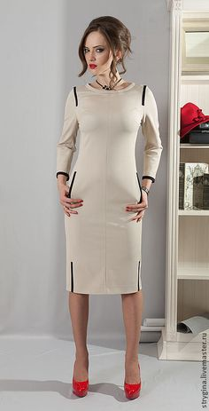 b44932f4a02 Платья ручной работы. Ярмарка Мастеров - ручная работа. Купить Платье  Trattino. Handmade.