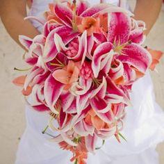 Wedding bouquet idea